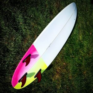 Shortboard surf